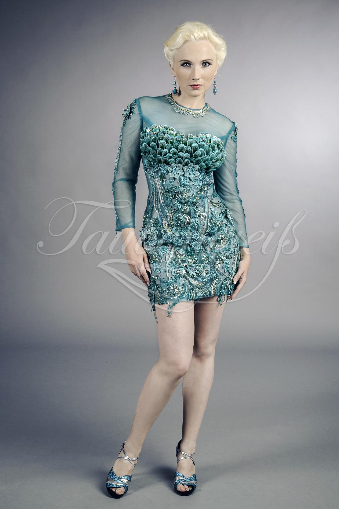 Evening dress TW0033A 1