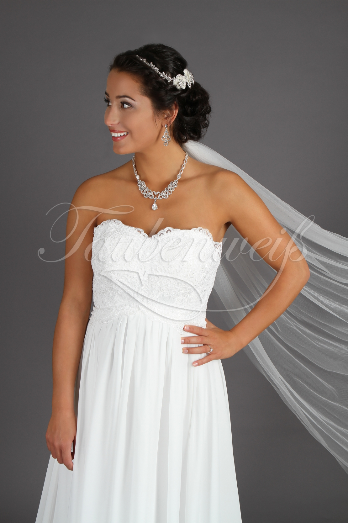 Wedding dress TW0193B 1