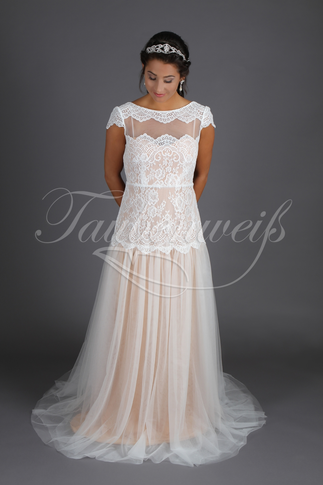 Wedding dress TW0195B 1