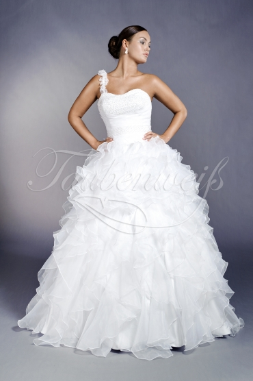 Wedding dress TW0203B