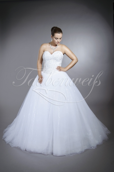 Wedding dress TW0009B