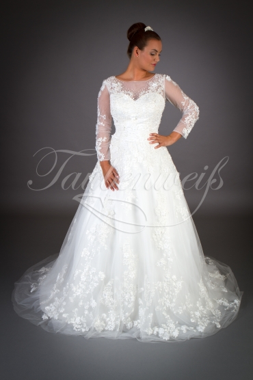 Wedding dress TW0033B