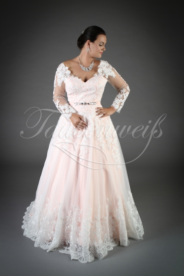 Wedding dress TW0038B