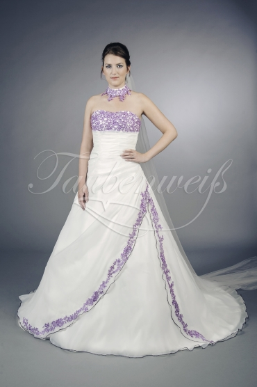 Wedding dress TW0040B
