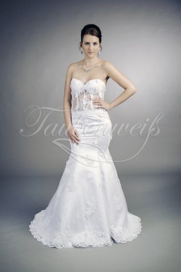 Wedding dress TW0190B